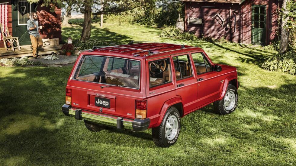 Jeep Cherokee XJ (1984-2001)
