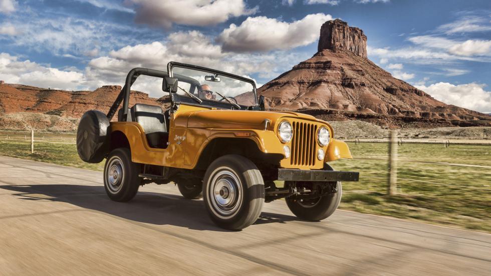 Jeep CJ-5 (1955-83)