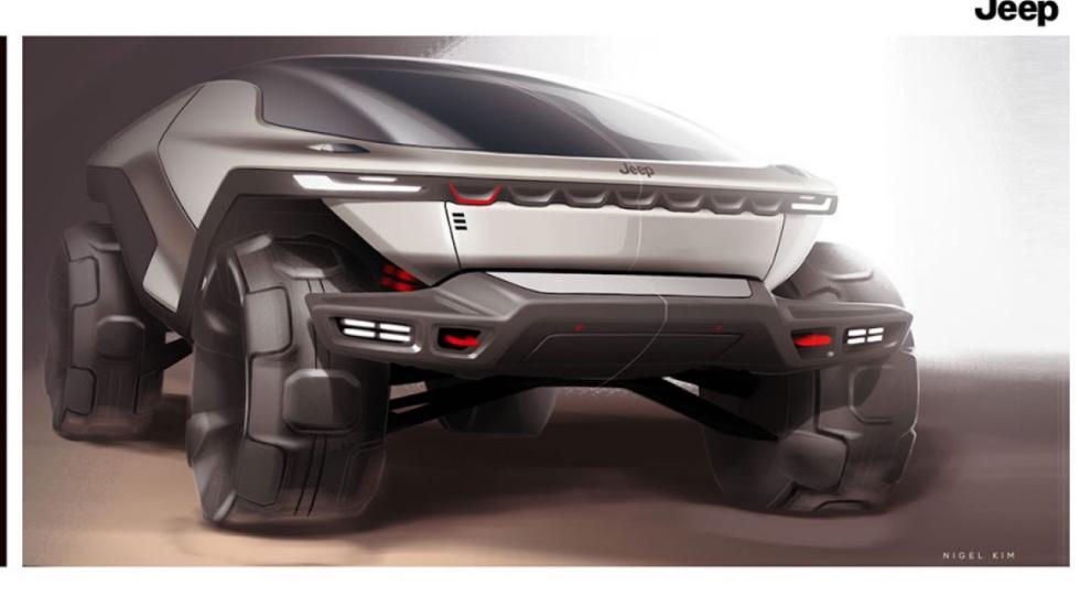 Jeep Concept 2035