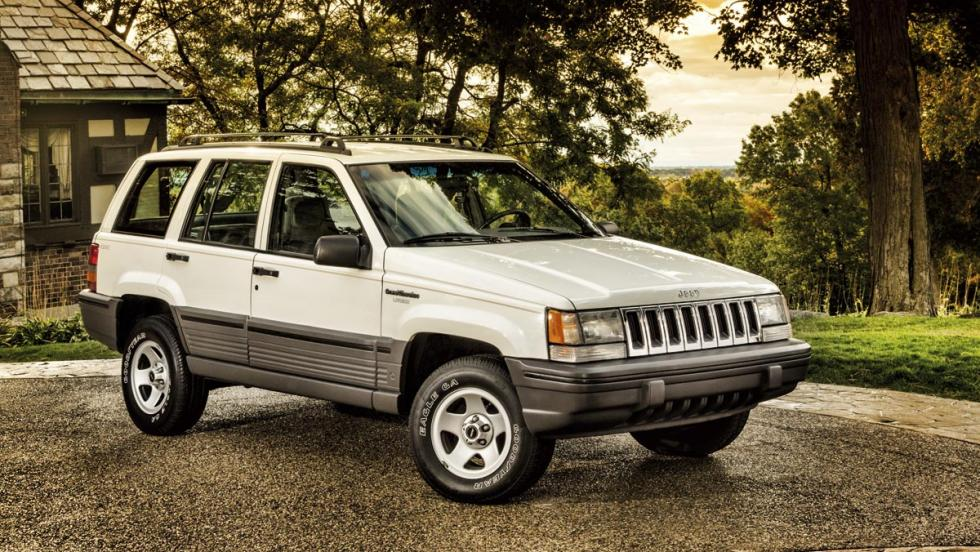 Jeep Grand Cherokee ZJ/WJ (1993-2004)
