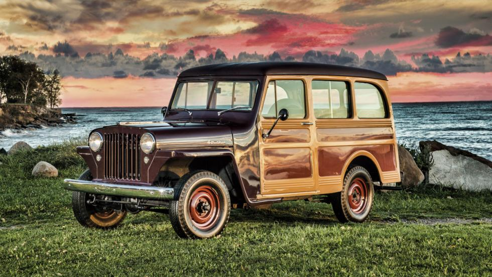 Jeep Willys Wagon (1946-65)