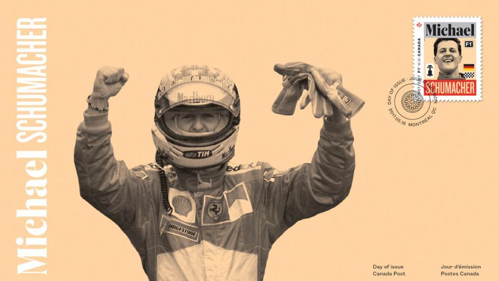 El Káiser, el piloto con más victorias en Canadá
