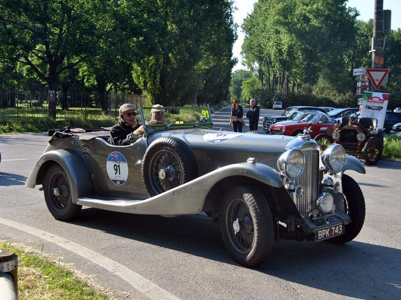 LAGONDA M45 RAPIDE – 1934