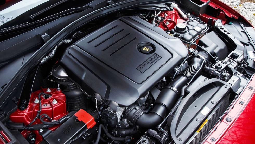 Los mayores rivales del BMW X4 - Jaguar F-Pace