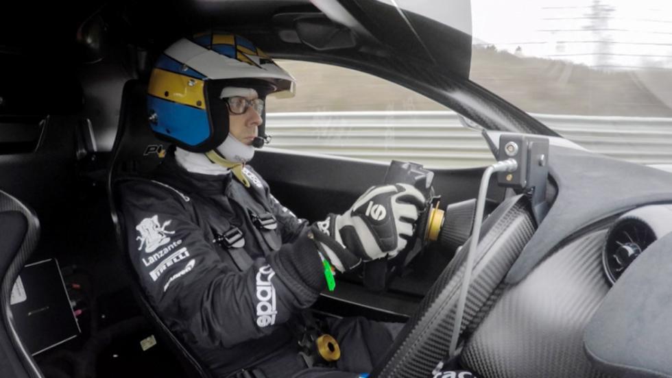 El McLaren P1 LM ha pulverizado el récord de Nürburgring