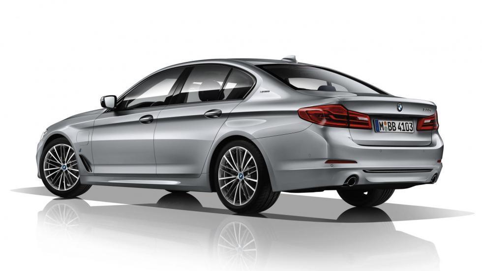 Mejor gasolina: BMW Serie 5 sedán lujo