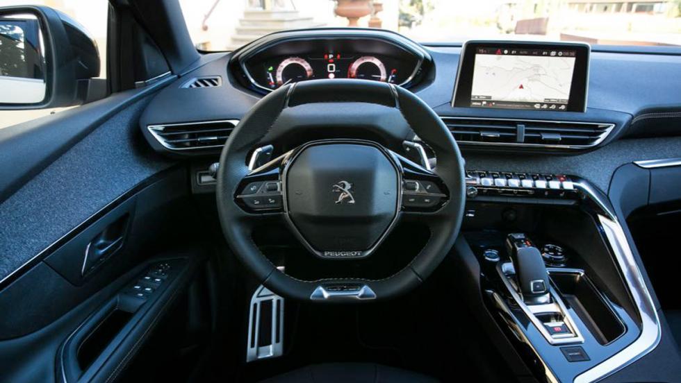 Mejor gasolina: Peugeot 3008 SUV compacto