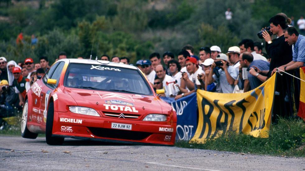 Los mejores coches de la saga V-Rally - Citroën Xsara Kit Car