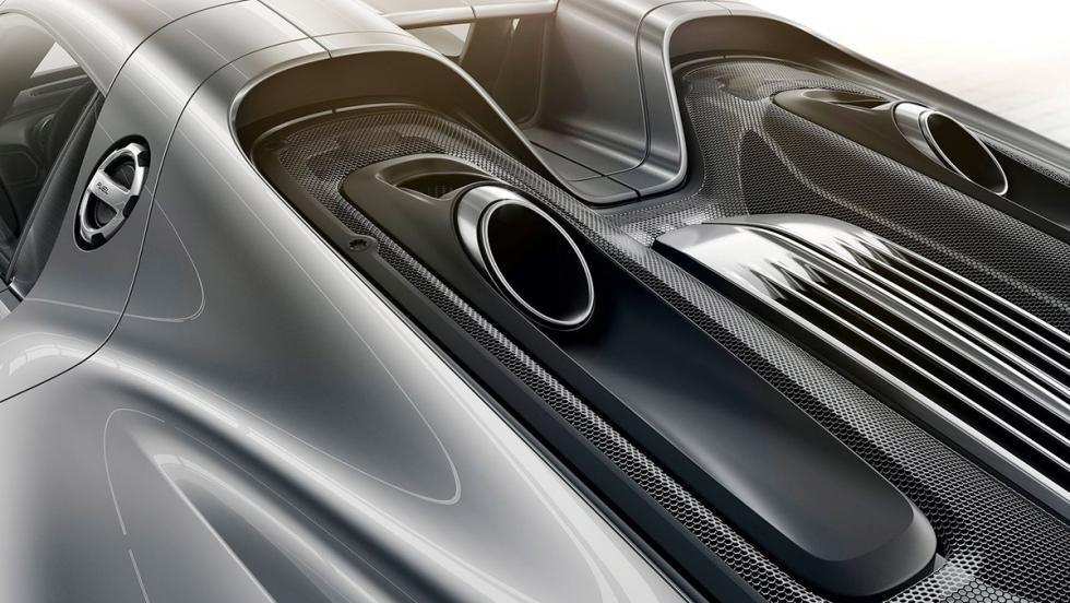 Los mejores Porsche de la Historia - Porsche 918 Spyder (2013)