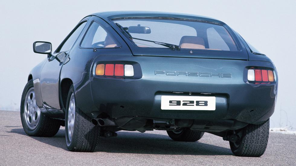 Los mejores Porsche de la Historia - Porsche 928 (1977)