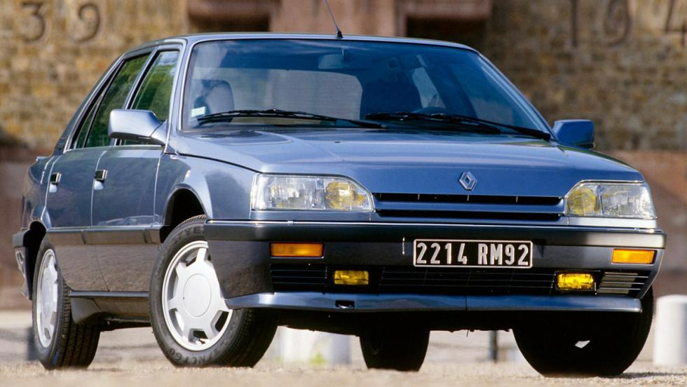 Los mejores Renault de la Historia - Renault 25