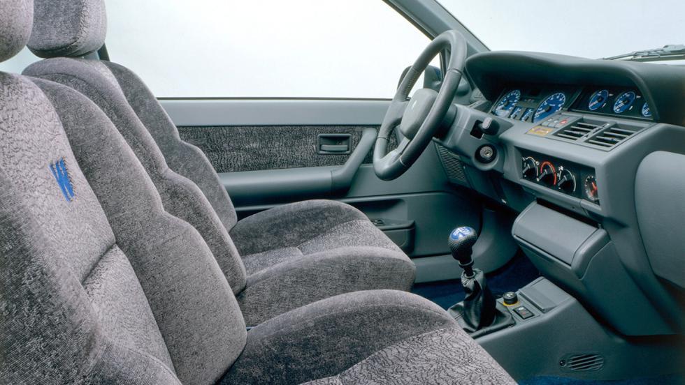 Los mejores Renault de la Historia - Renault Clio Williams