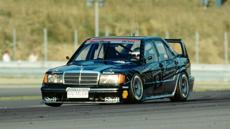 Mercedes 190 E Evo II 1991