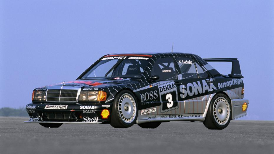 Mercedes 190 E Evo II 1992