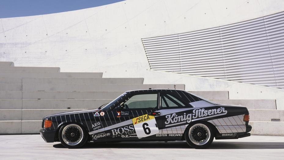 Mercedes 500 SEC 1989