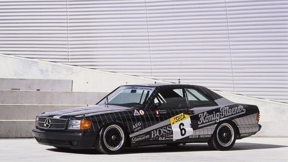 Mercedes 500 SEC DTM 1987