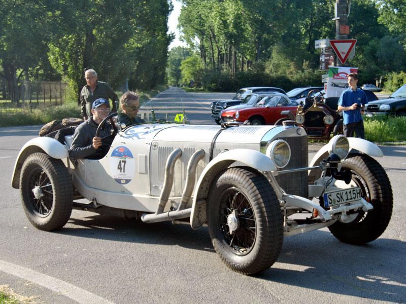 MERCEDES 710 SSK – 1928
