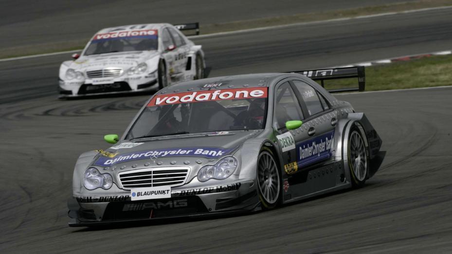 Mercedes Clase C AMG DTM 2005