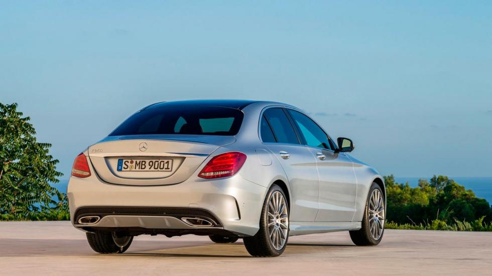 Mercedes Clase C berlina premium