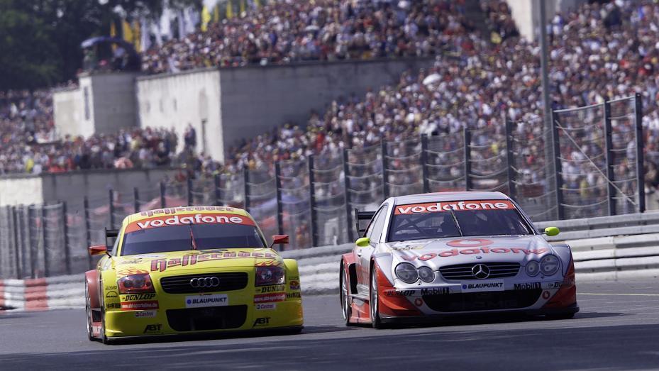Mercedes CLK DTM 2002