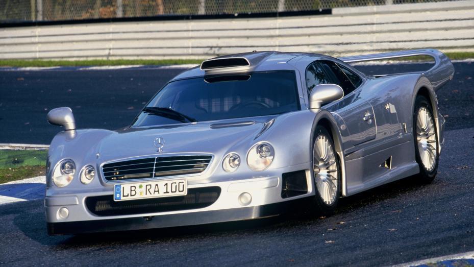 Mercedes CLK GTR 1997