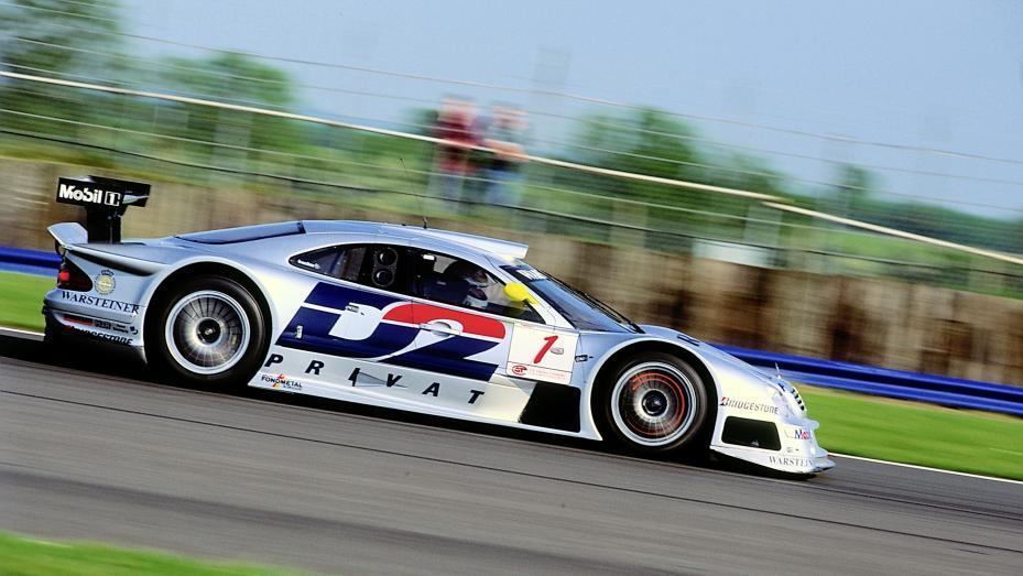 Mercedes CLK GTR 1998
