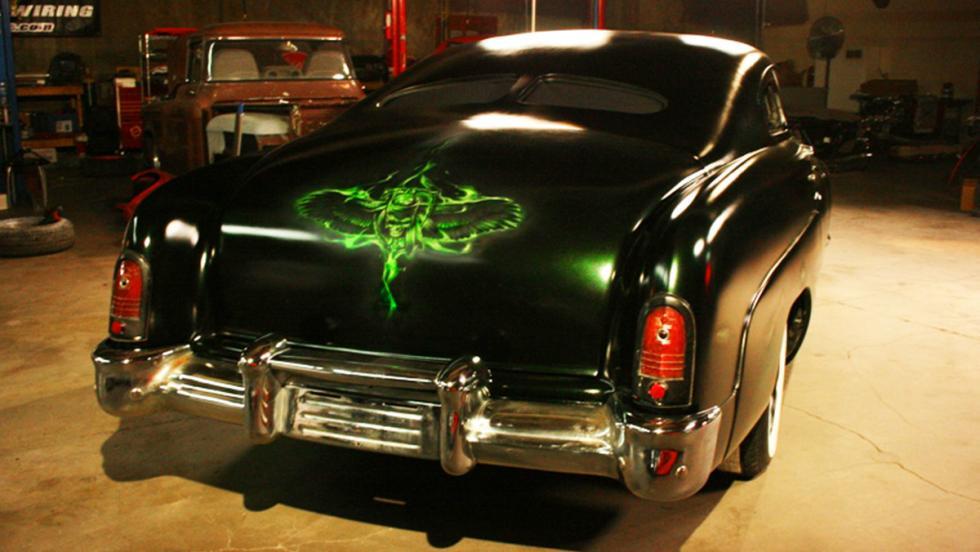 Mercury del 51 customizado para Depp