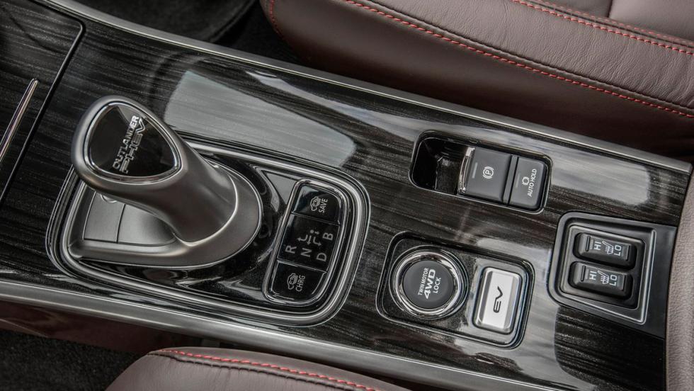 Mitsubishi Outlander PHEV 2017 (IX)