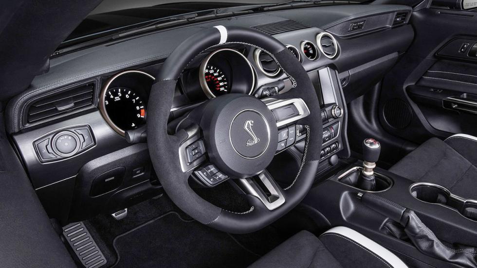 Los muscle car más brutales que puedes comprar ahora mismo - Ford Mustang Shelby GT350R