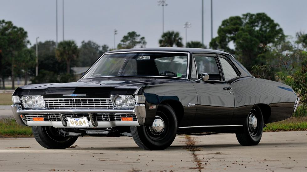 Muscle cars subestimados: Chevrolet Biscayne (I)