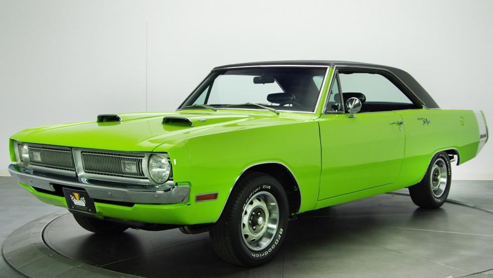Muscle cars subestimados: Dodge Dart Swinger (I)