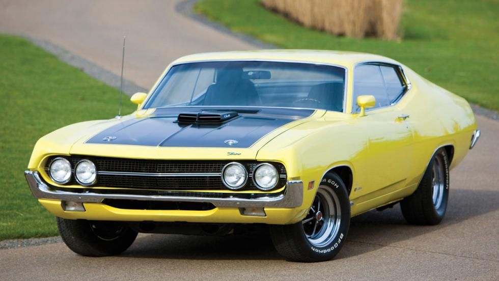 Muscle cars subestimados: Ford Torino Cobra (I)