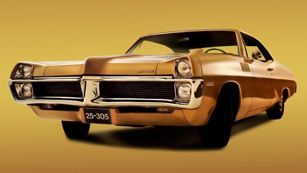 Muscle cars subestimados: Pontiac 2+2 (I)