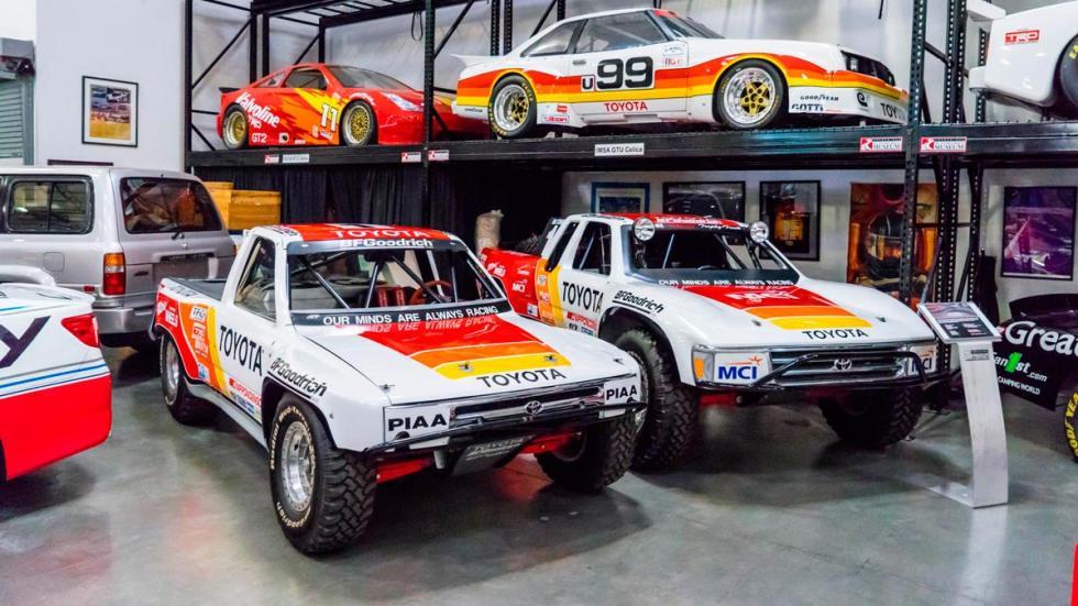Museo Toyota en EEUU