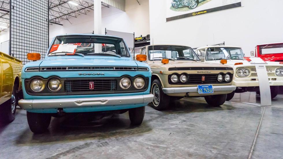 Museo Toyota EEUU Hilux