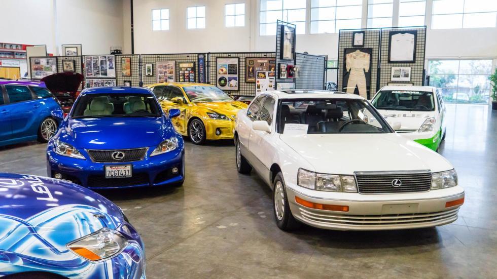 Museo Toyota EEUU