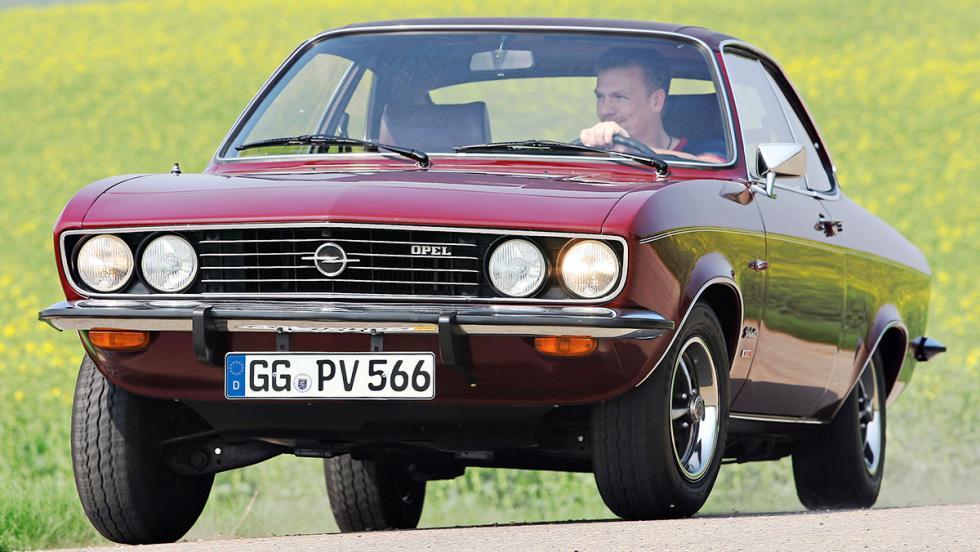 Opel Manta A - 1970