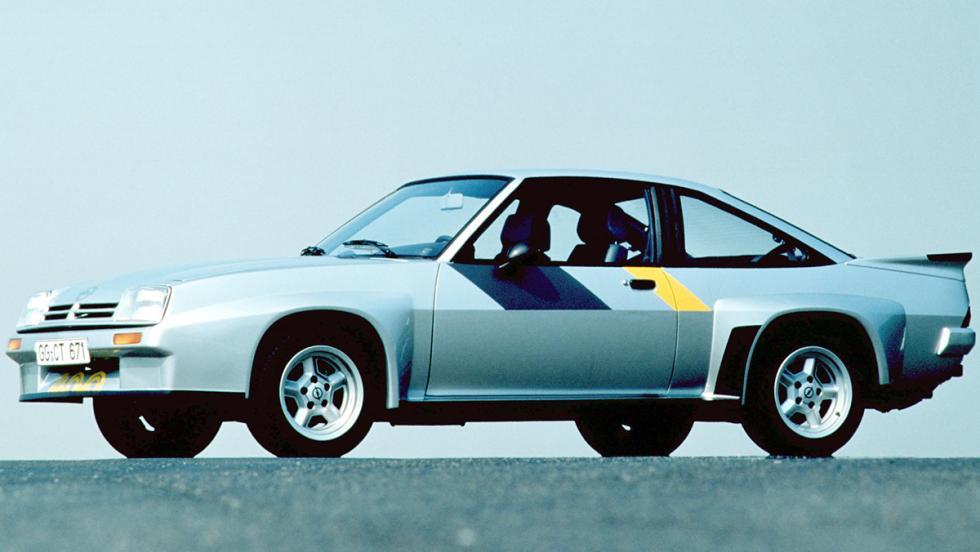 Opel Manta 400 - 1983