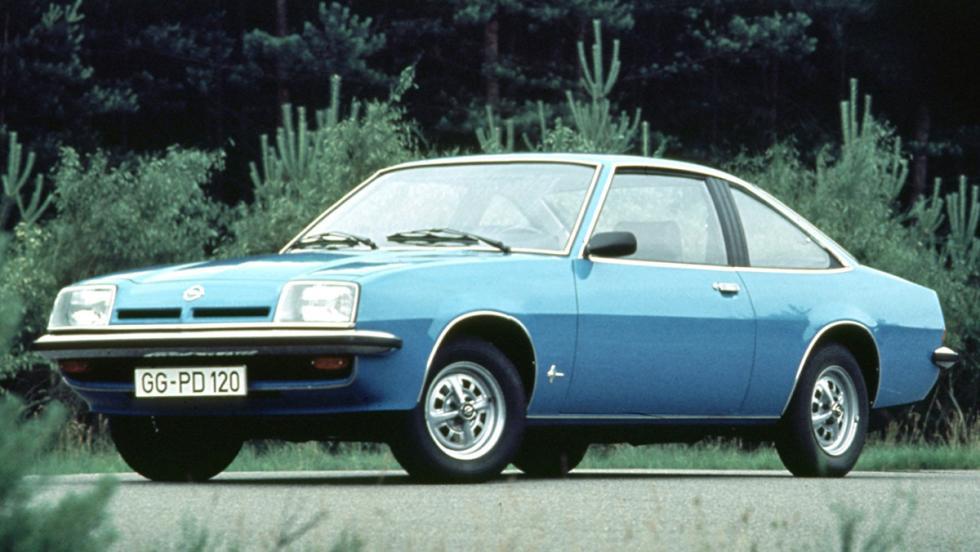 Opel Manta B - 1975