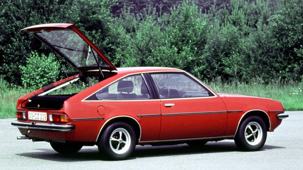 Opel Manta B CC - 1975