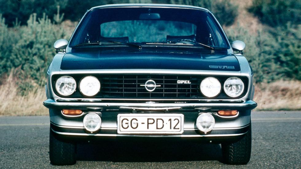 Opel Manta A GT/E - 1974