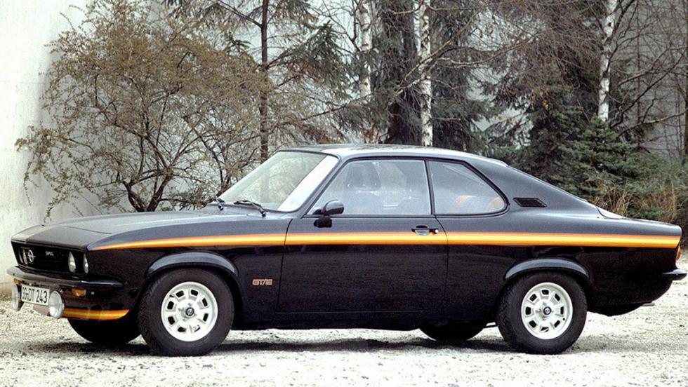 Opel Manta A GT/E Black Magic - 1975