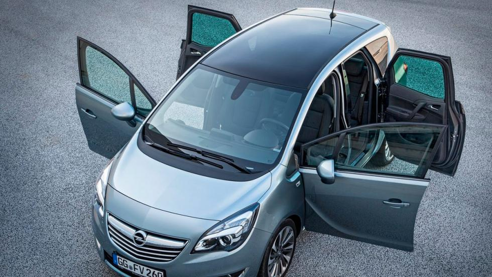 Opel Meriva (I)