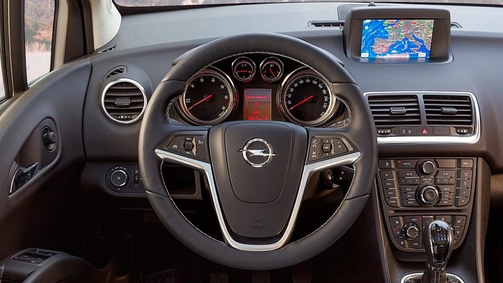 Opel Meriva (III)