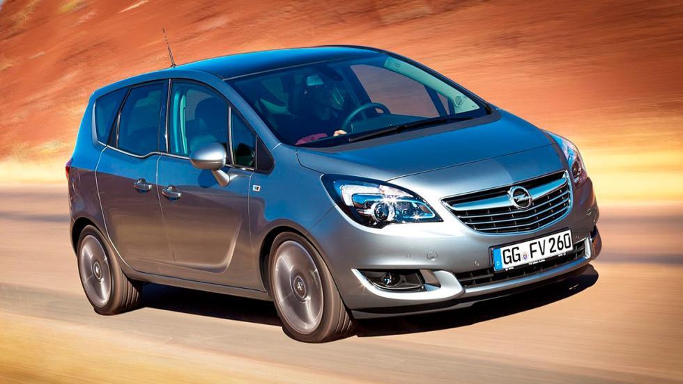Opel Meriva (V)