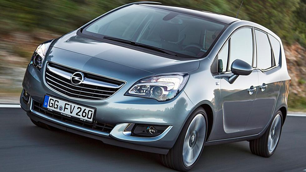 Opel Meriva (VI)