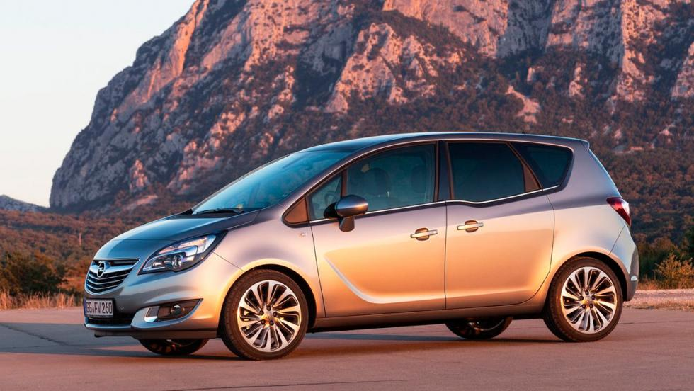 Opel Meriva (VII)