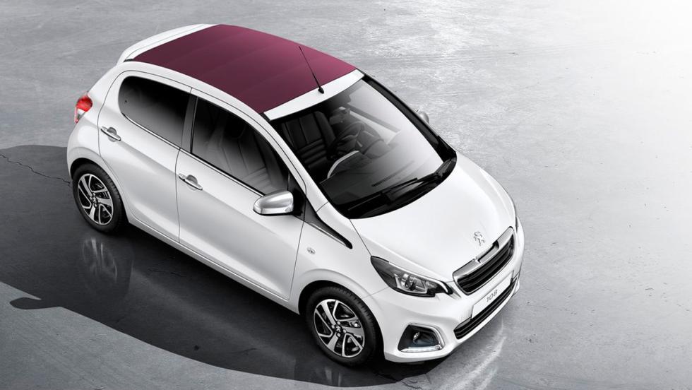 Peugeot 108 (III)