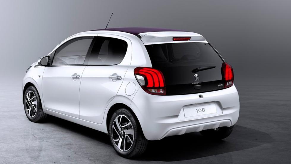 Peugeot 108 (VII)