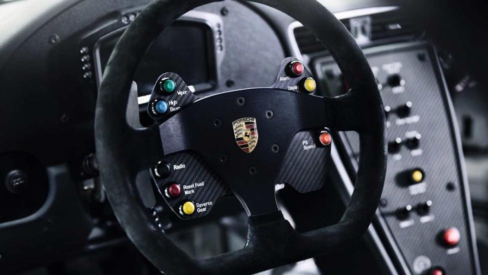 Porsche 911 GT3 Cup volante